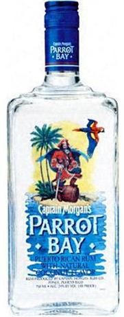 Captain Morgan Parrot Bay Rum Coconut 42@